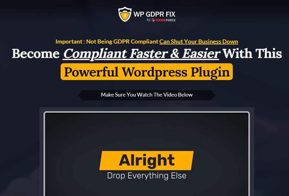 GDPR Compliance for WordPress